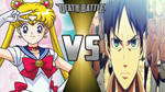 Death Battle: Sailor Moon Vs Eren Jaeger by lightyearpig