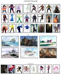 Steven Universe vs Marvel by lightyearpig