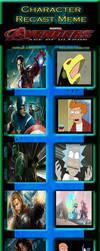 Avengers: Age of Kuma by lightyearpig