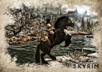 Sky 1 by Sliceandkill