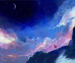 Stardust by aiishii