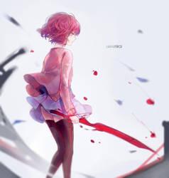 Mirai by aiishii