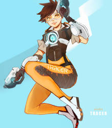 Tracer by aiishii