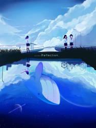 Reflection by aiishii