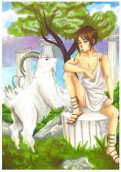 APH: Capricorn by momofukuu
