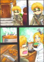 APH: Francis little secret by momofukuu