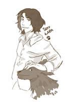 HP: Sirius Black by momofukuu