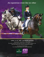 FEI World Cup 2009 ad by SwabbyMcSweetie