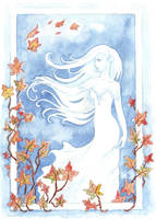Touch of Winter by Malczewska