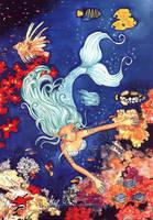 The Reef by Malczewska