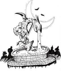 NiGHTS in Halloweentown by MissyZero
