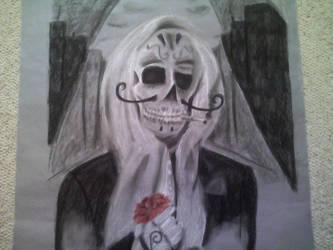 Skeletal Noir by MissyZero