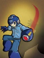 Super Fighting Robot by enemydownbelow