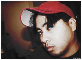 Self Portrait 3 by enemydownbelow