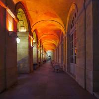 Grand Theatre - Arcades by Pierre-Lagarde