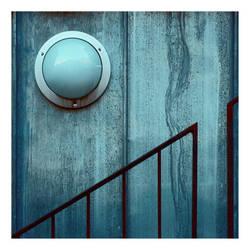 Blue Flesh by Pierre-Lagarde