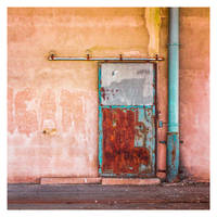 Dead End Door by Pierre-Lagarde