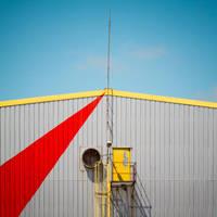red arrow by Pierre-Lagarde