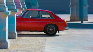 Drive In Wallpaper by Pierre-Lagarde