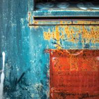 Painted Rust by Pierre-Lagarde