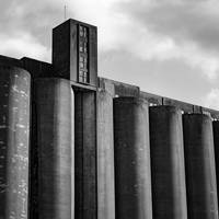 Silos by Pierre-Lagarde