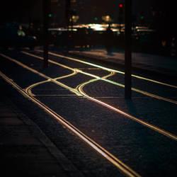 Gold Ways by Pierre-Lagarde