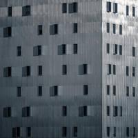 Silver Building by Pierre-Lagarde