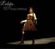 Lolita Nouveau - Steampunk by ljvaughn
