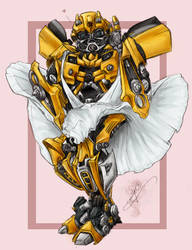 Bumblebee :D by LeFreaks