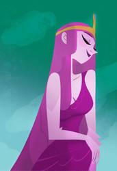 Princess Bubblegum by Gilmec