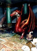 Drachenhort by Gilmec