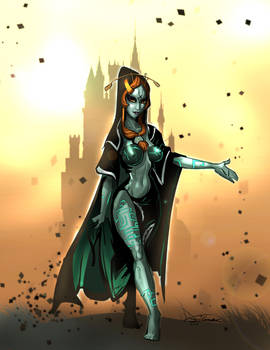 Are mistaken. Midna ass hole naked