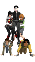 FoRM VoLTRON by Soft-Vel