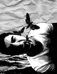 Moth by rafaelmh9