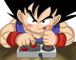 Goku's toughest challenge by Hand-Banana