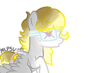 -MLP- SunshineGold Adoptable -CLOSED- by MLPSV1983
