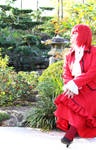 Madam Red: Paint The World In Red by II2DII
