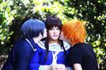 Yuki, Tohru, Kyo: Two Sided Love by II2DII