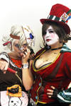 Tiny Tina and Mad Moxxi: T N T by II2DII
