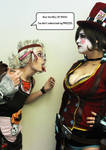 SHUT THE HELL UP. MOXXI. by II2DII