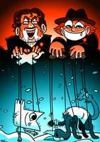 Schadenfreude by kittyninjafish
