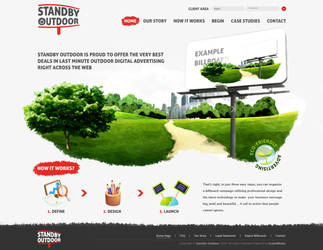 Standby Outdoor by thedayv