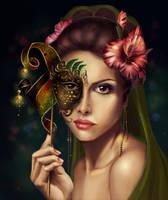 The Mask by IgnisFatuusII