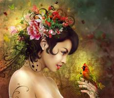 Bird by IgnisFatuusII
