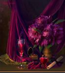 Wine's magic. by IgnisFatuusII