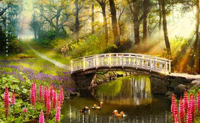 My little Paradise 2 by IgnisFatuusII