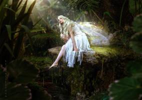 A little fairy by IgnisFatuusII