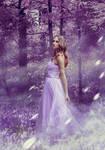 In Spellbound Forest by IgnisFatuusII