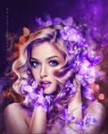 Aroma of Violets by IgnisFatuusII