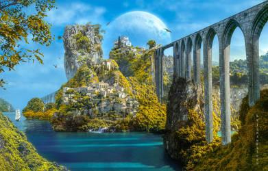 New land by IgnisFatuusII